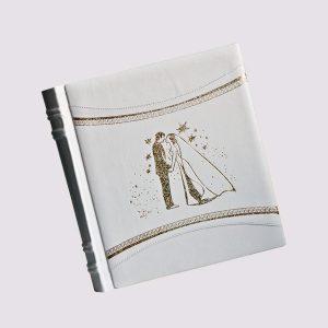 Фотоальбом из кожи для свадебных фото